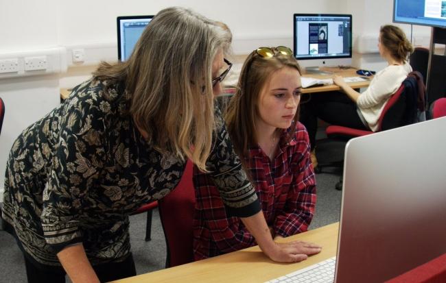 Adobe InDesign Trainer Greta Powell